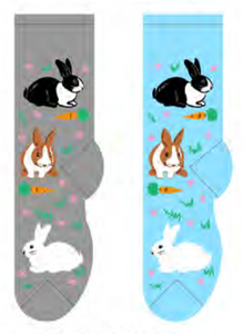 Ladies Bunnies Socks