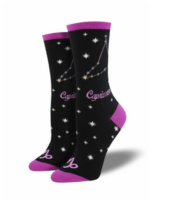 Ladies Capricorn Socks