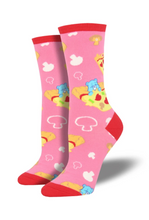Ladies Care Bears Pizza Dreams Socks