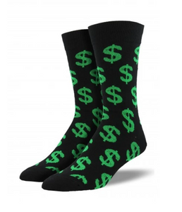 Cha-Ching $ Socks
