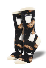 Ladies MMM Cookies Socks