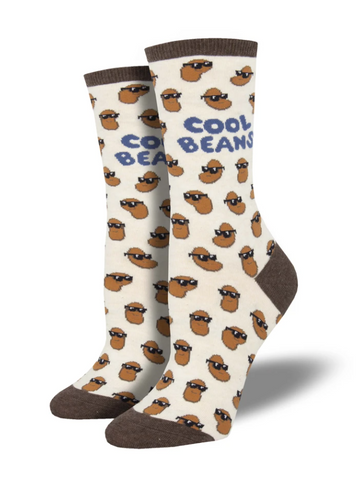 Ladies Cool Bean Socks