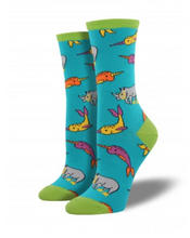 Ladies Dive Buddies Socks