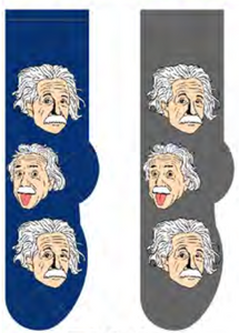 Men's Einstein Socks