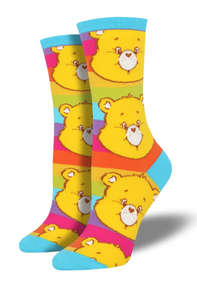 Ladies Care Bear Funshine Socks