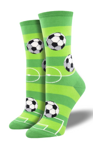 Ladies Goal For It Socks