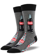 Coca-Cola - Good To The Last Drop Socks
