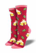 Ladies Hoppier Together Socks
