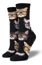 Womens Kittenster Socks