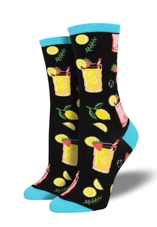 Ladies Lemonade Socks