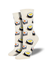 Ladies Love At First Bite Socks