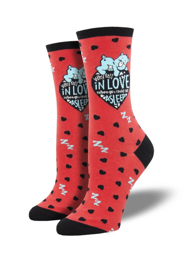 Ladies Love Vs Sleep Socks