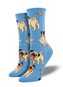 Ladies Man's Best Friend Socks