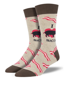 MMM Bacon Socks