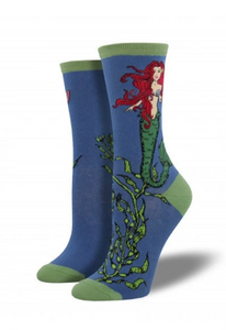 Ladies Mermaid Socks