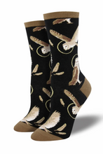 Ladies Owl Socks