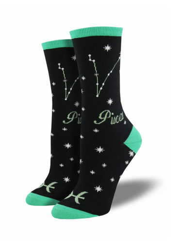 Ladies Pisces Socks