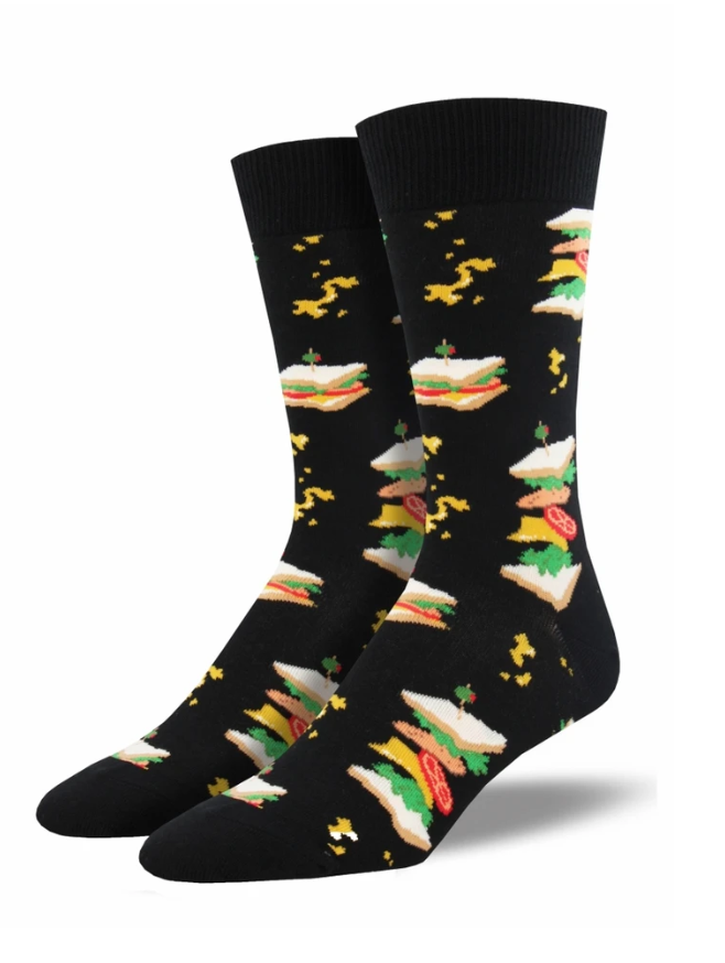 Sandwich Socks
