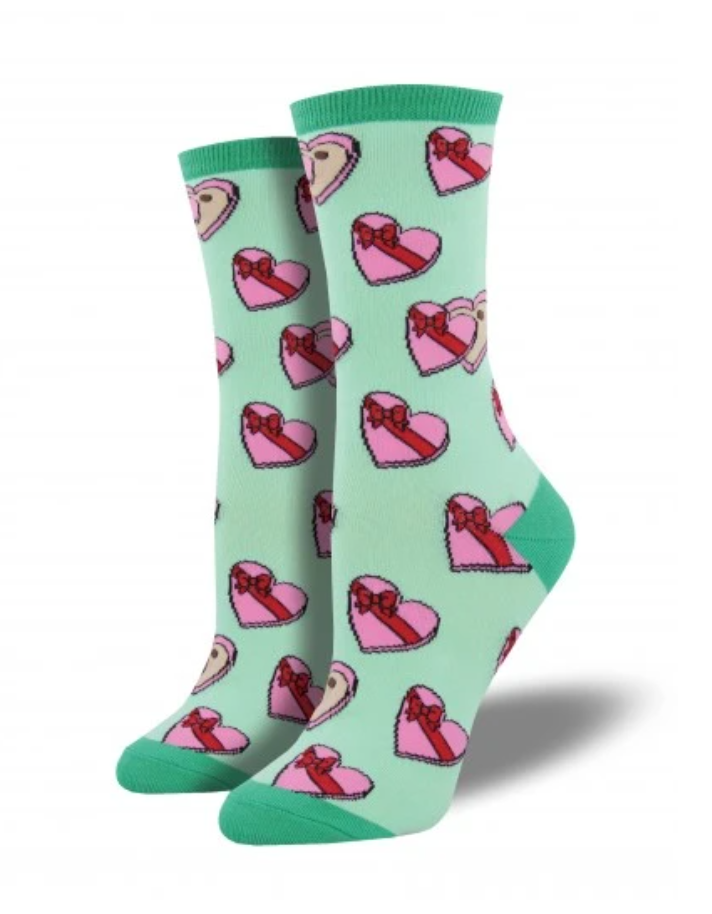 Ladies Save You Some Socks