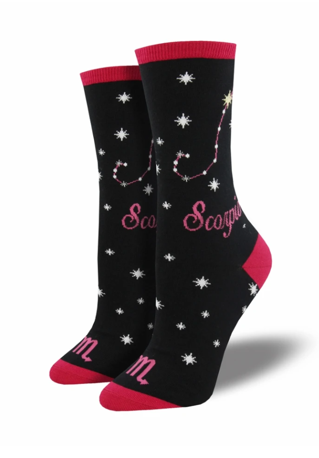 Ladies Scorpio Socks