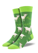 Screaming Goat Socks