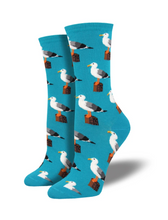 Ladies Seagullible Socks