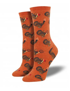 Ladies Turkey Revolution Socks