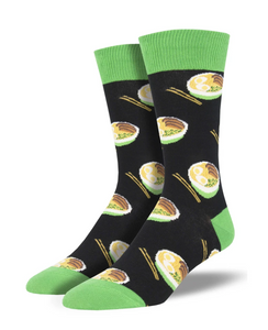 Use Your Noodle Socks