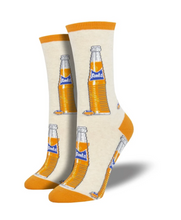 Ladies Vintage Fanta Socks