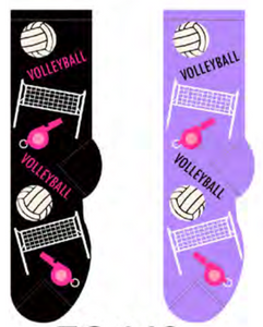 Ladies Volleyball Socks