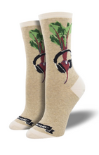 Ladies We Got The Beet Socks