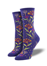 Ladies Wildflower Socks