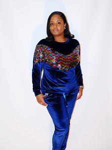 Toya Sequin Set