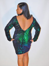 Load image into Gallery viewer, Sue Sequin Dress