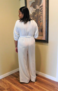 Let's Spring Jumpsuit