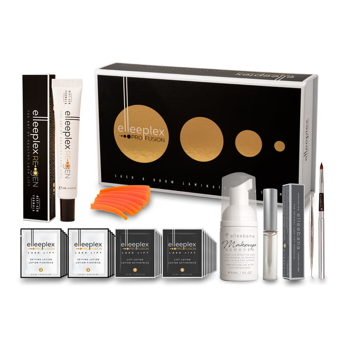 Elleeplex Profusion Lash & Brow Lamination Full Kit
