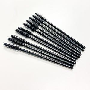 Disposable Silicone Mascara Wands (Pack of 10)