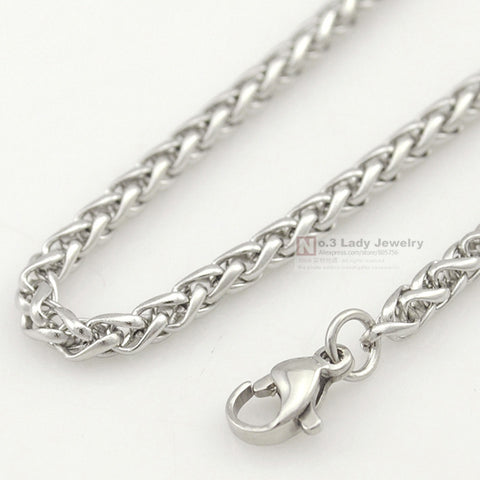 Trendy Stainless Steel Necklace
