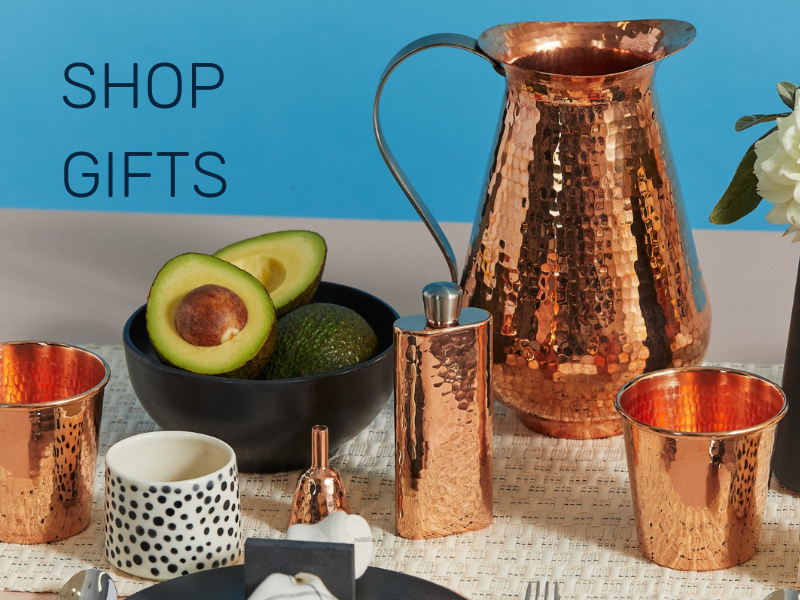 Shop the Gifts Collection on Made Trade. Ethically sourced from makers around the world.