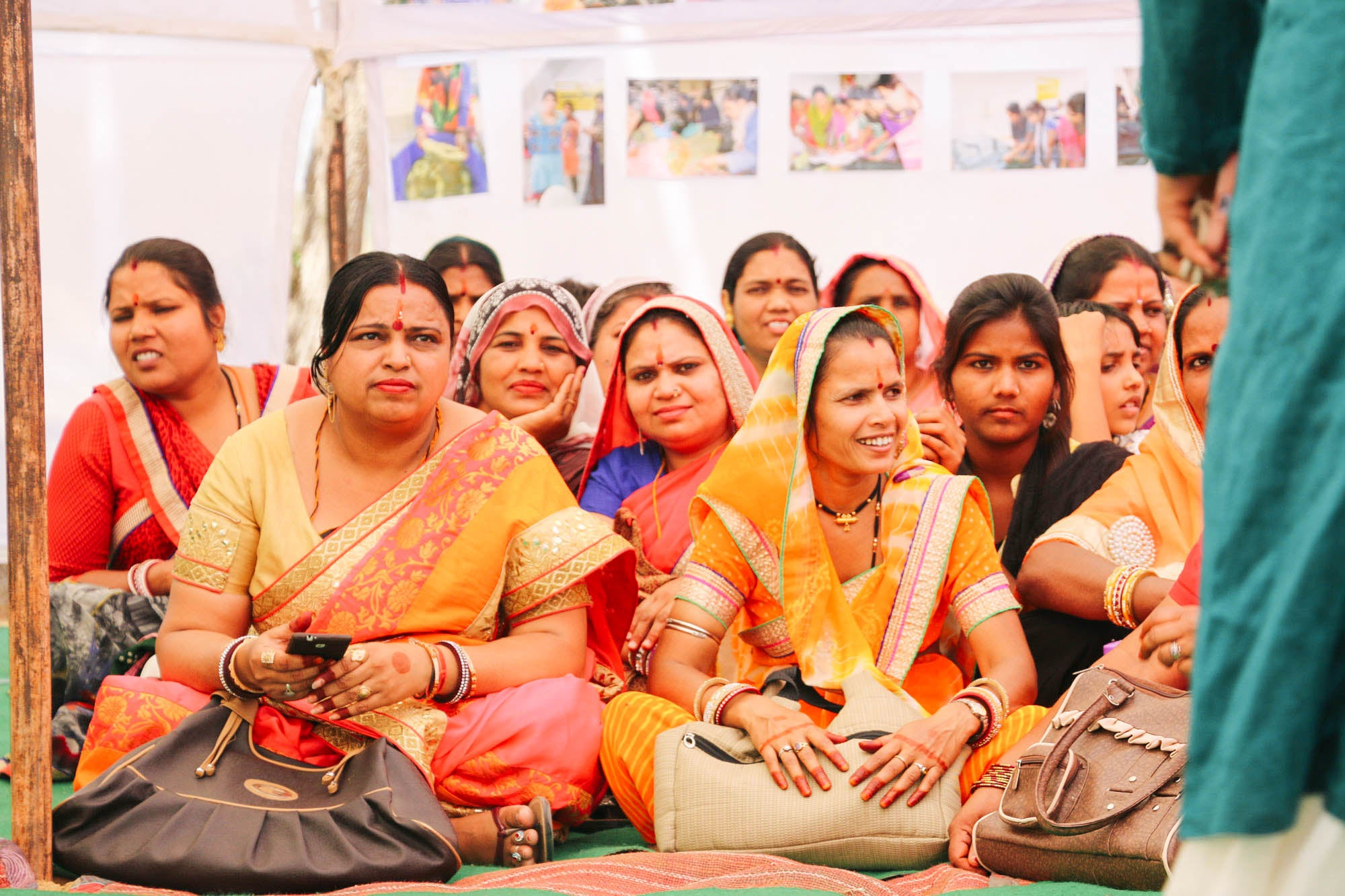 Anchal Project artisans in Ajmer, India