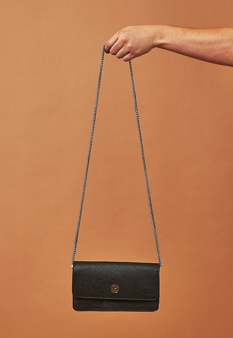 Svala eco-friendly clutch and crossbody gift