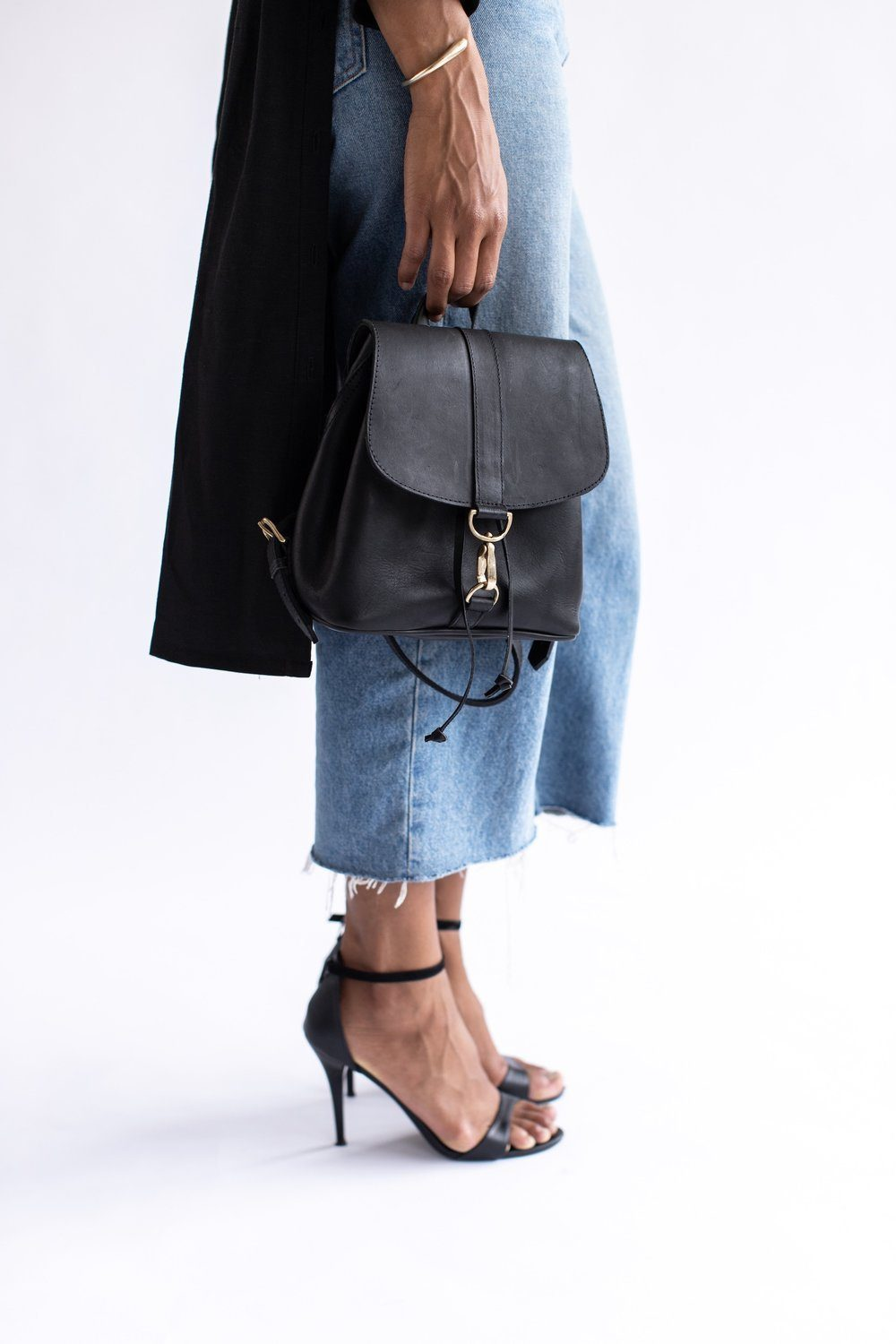 Ethical backpack from Abby Alley