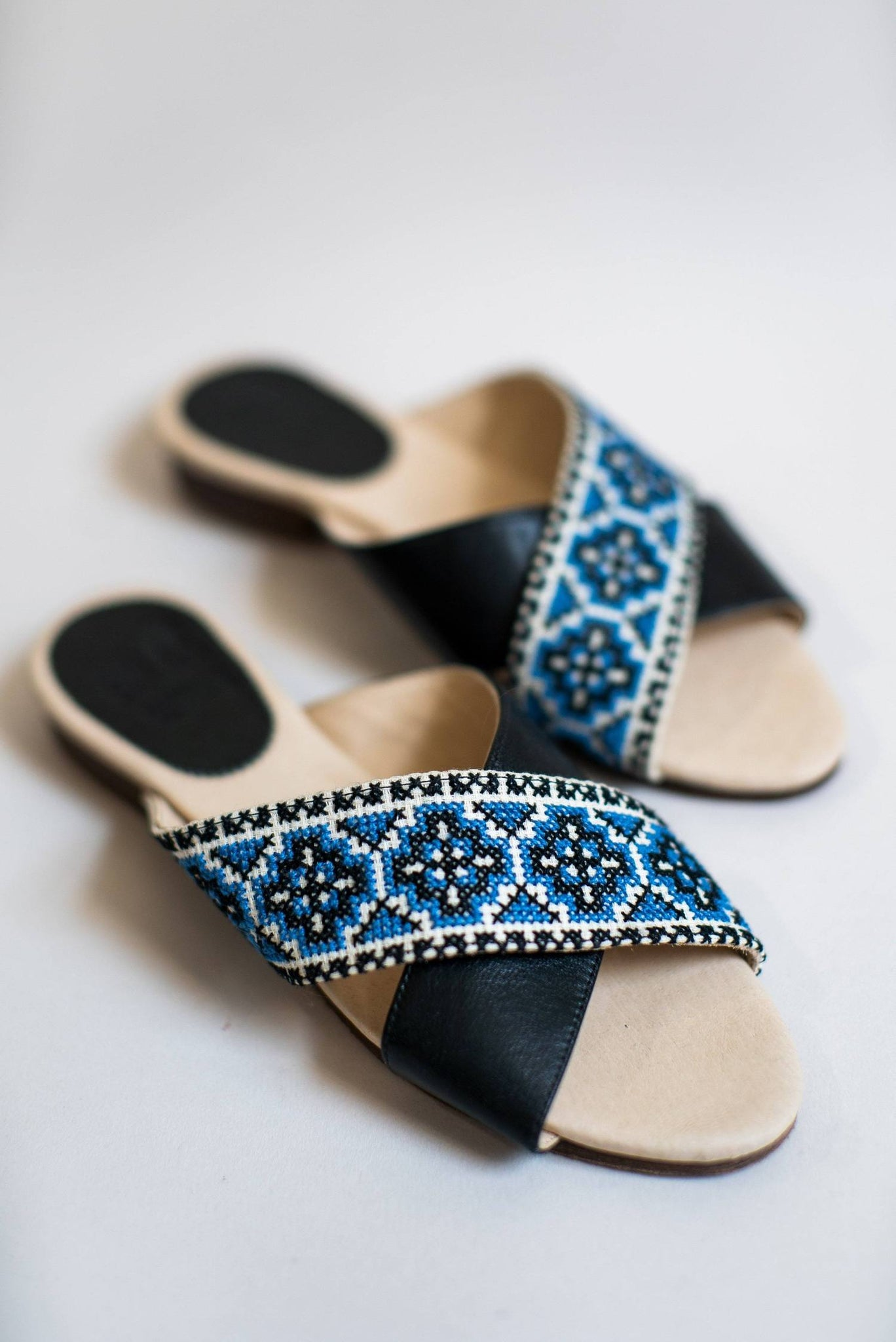 Fair Trade sandals from Darzah