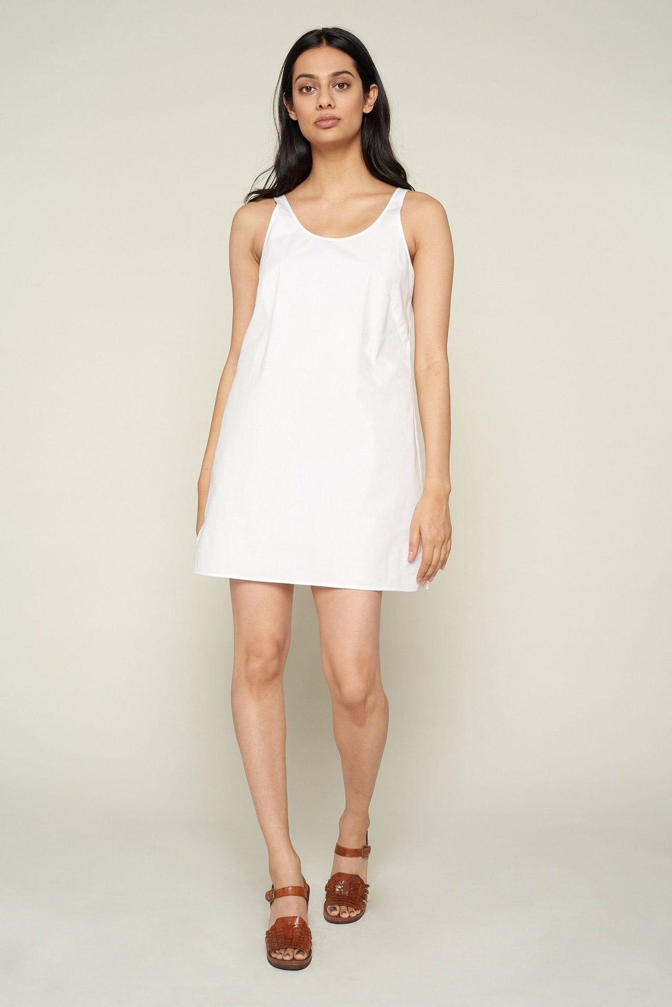 Organic cotton dress from Grammar NYC