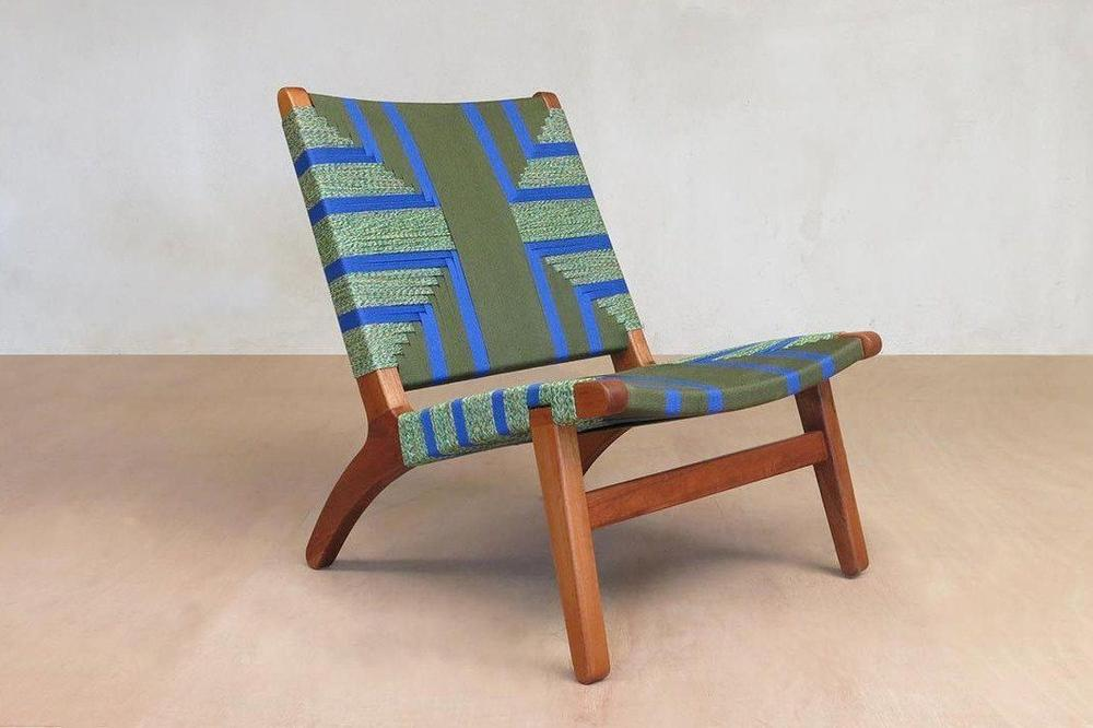 Eco-friendly lounge chair