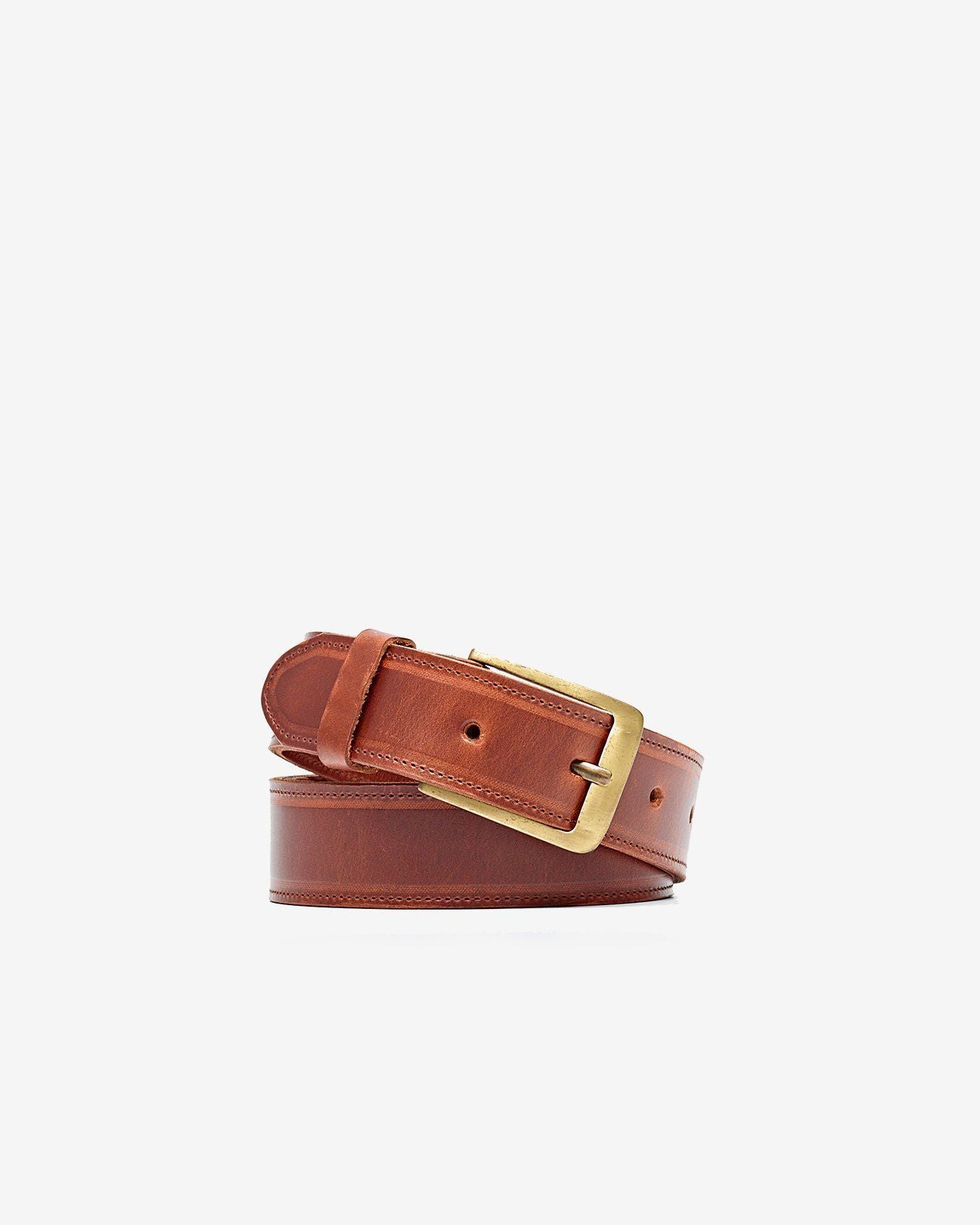 Nisolo fair trade belt for guys - ethical holiday gifts for him