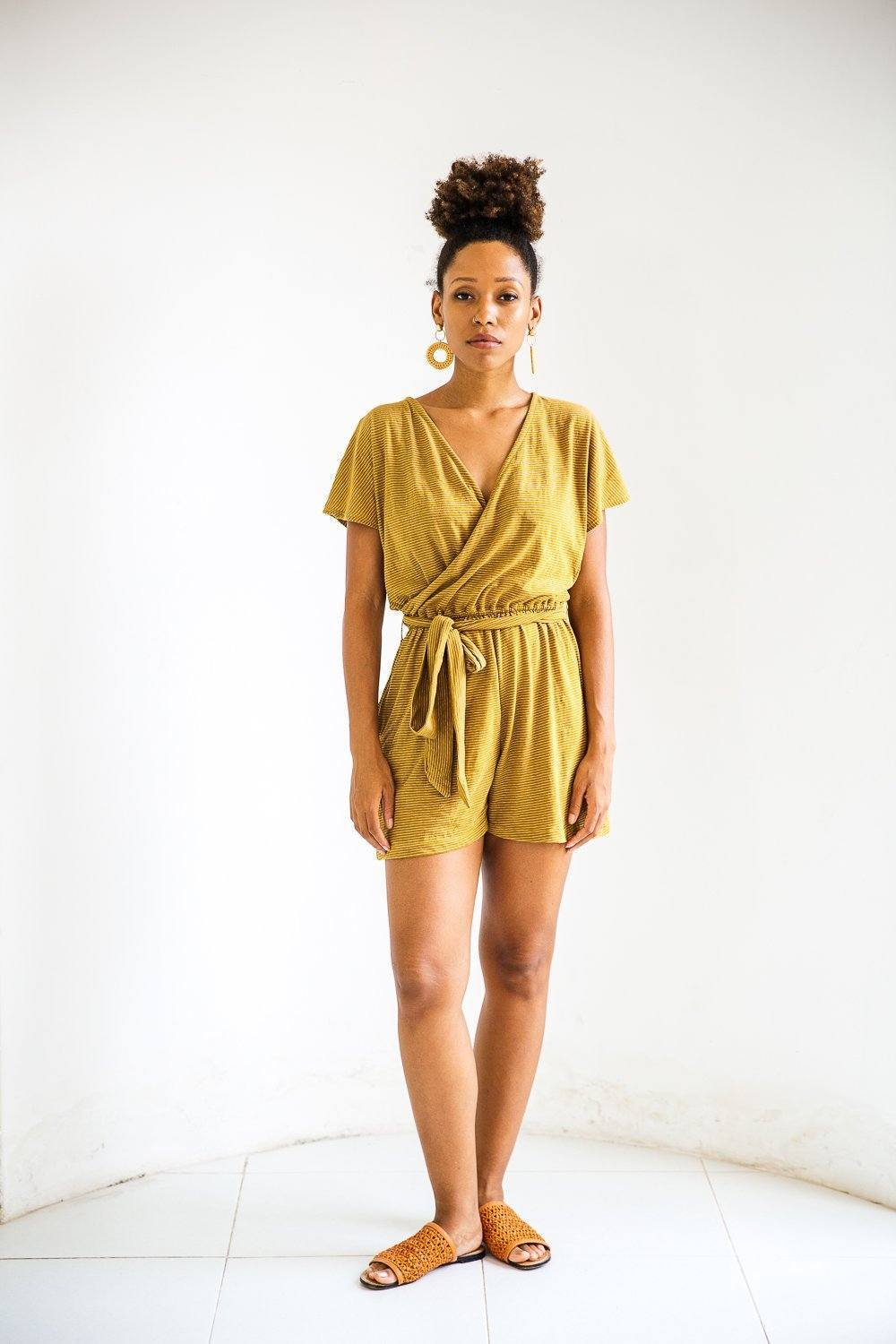 tonle zero waste sustainable romper