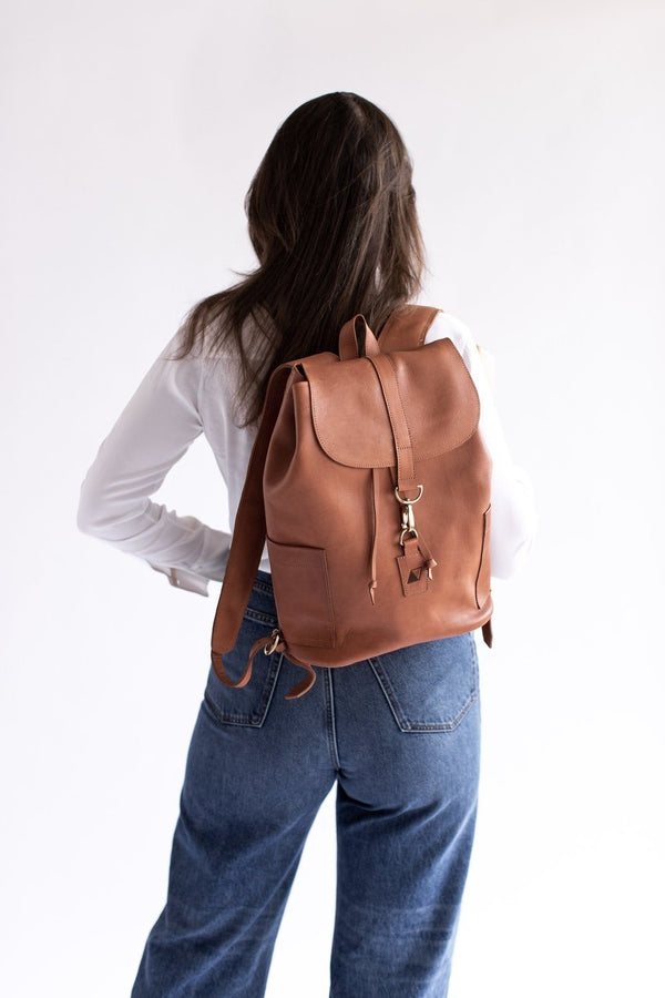 Abby Alley Adelaide Backpack Abby Alley