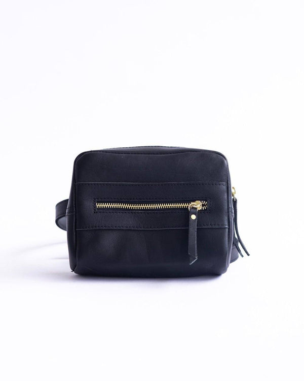 Abby Alley Brenda Belt Bag, Black Abby Alley
