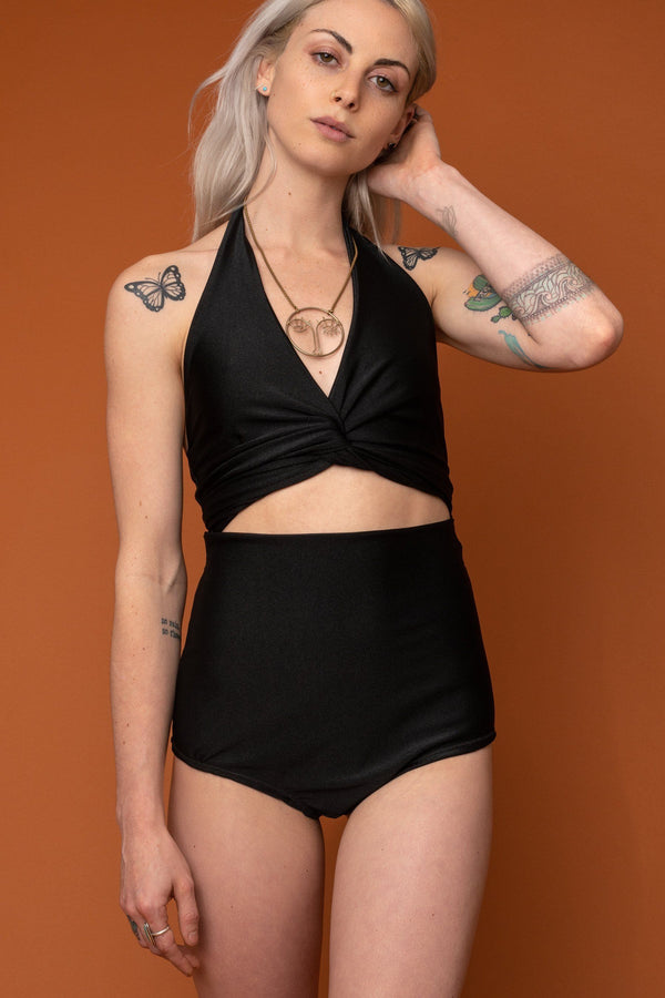 Altar Black Swimsuit Apparel Altar